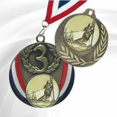 Médailles Ski