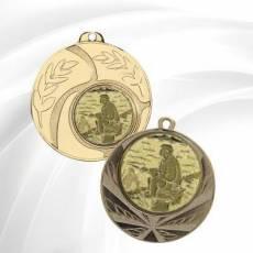 Médailles Pêche