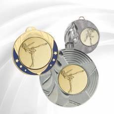 Médailles Patinage