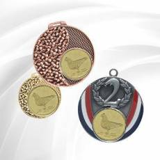 Médailles Pigeon