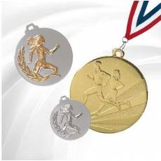 Médailles Frappées Athlétisme