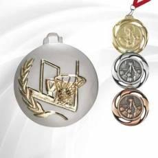 Médailles Frappées Basket