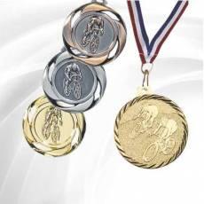 Médailles Frappées Cyclisme