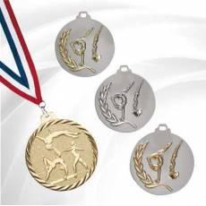 Médailles Frappées Gymnastique