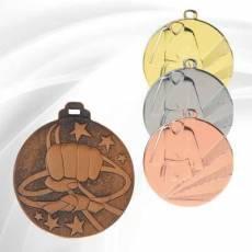 Médailles Frappées Judo