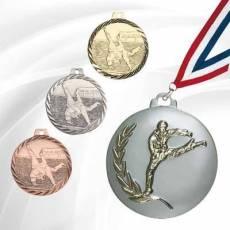 Médailles Frappées Karaté