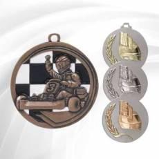 Médailles Frappées Karting