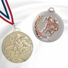 Médailles Frappées Rugby