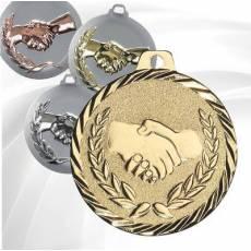 Médailles Frappées Amitié