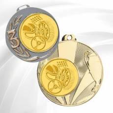Médailles avec pastille Automobile.