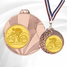 Médailles avec pastille Cyclisme
