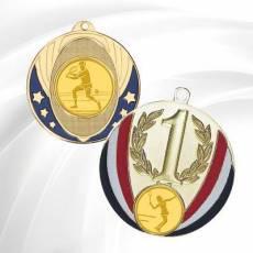 Médailles avec pastille Tennis