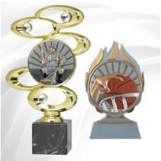 Trophées Multisports avec Disque en résine