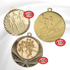 Packs de Médailles Cross