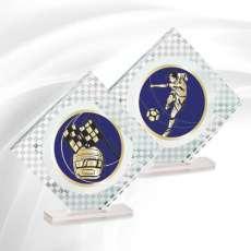 Trophées avec Pastille B 90mm