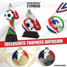 2 Etoiles - Récompenses sportives