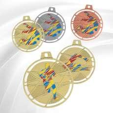 Médailles émaillées