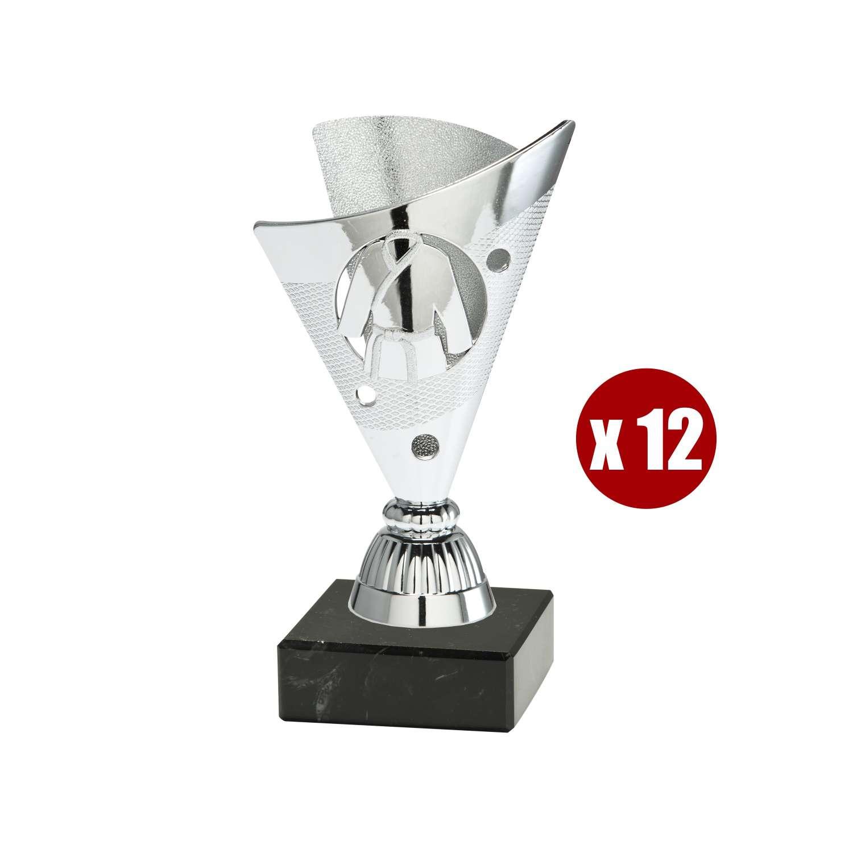 CP251.02 ET2L x12 - ARGENT - 15cm