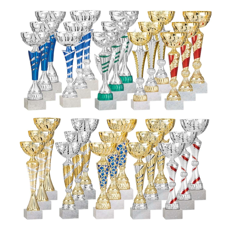 Lot de coupes - 30 coupes N°6FS-19 - 198.00€