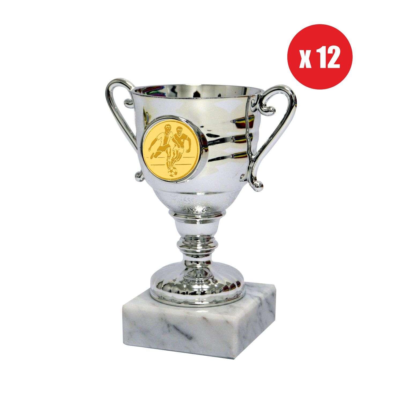 Lot de 12 coupes - CH-TRC0217 X12 - 11.5cm - 14.16€