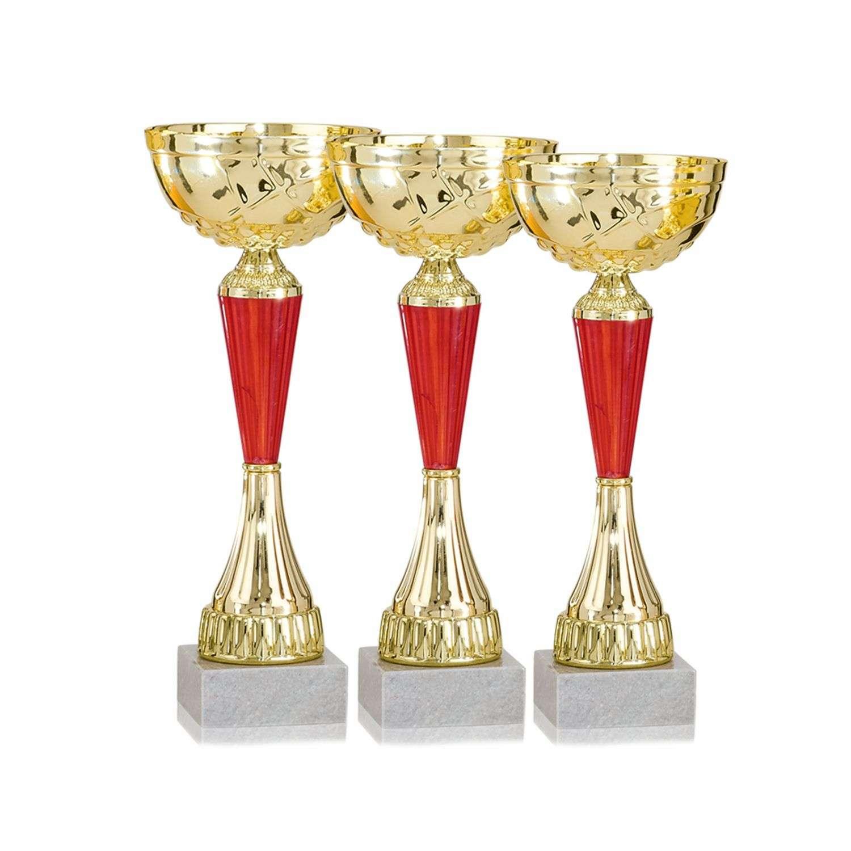 Lot de 3 Coupes FS-19816 - FS-19817 - FS-19818 - 13.50€