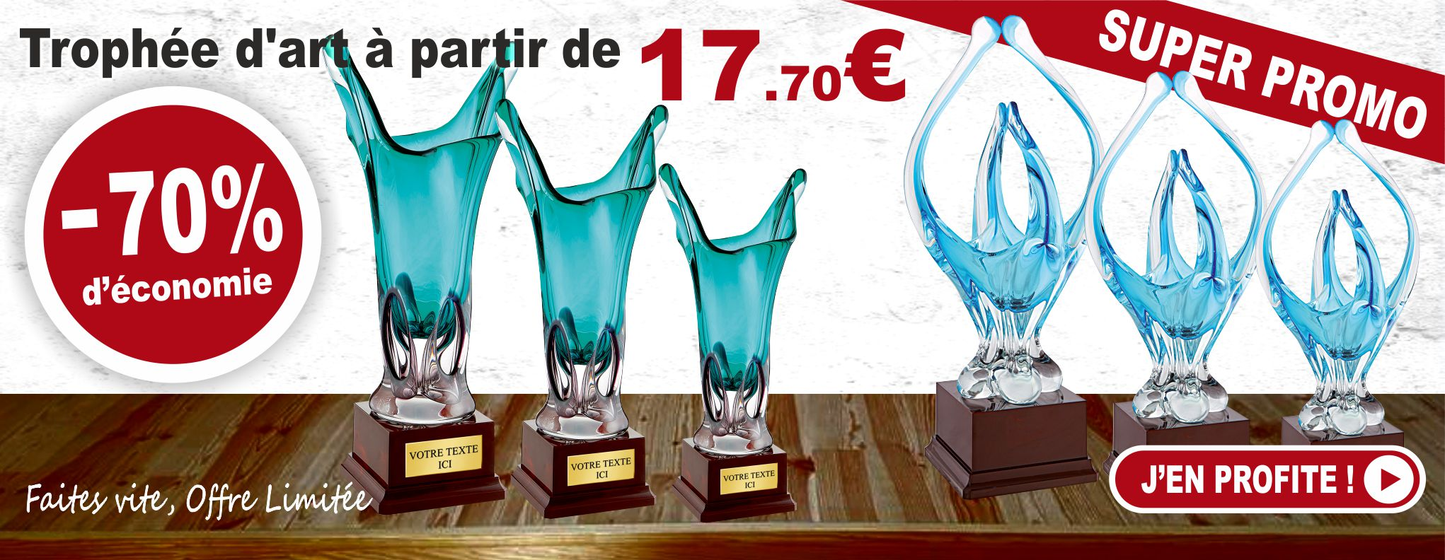 trophees d'art